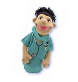 Melissa & Doug Puppet - Surgeon