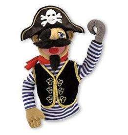 Melissa & Doug Puppet - Pirate