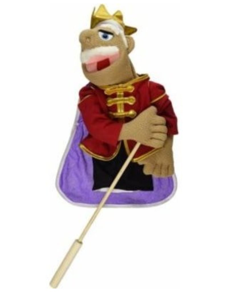 Melissa & Doug Puppet - King