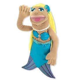 Melissa & Doug Puppet - Mermaid