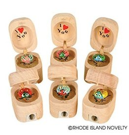 Rhode Island Novelty I Love You Bug-In-A-Box