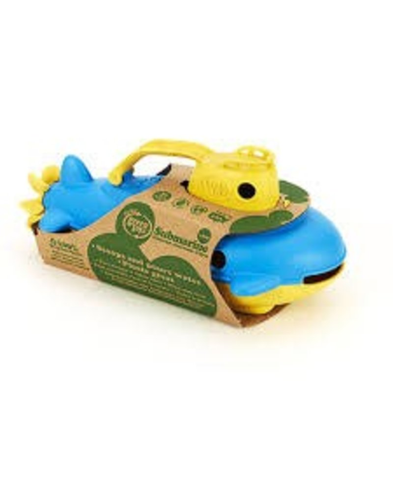 Green Toys Green Toys -  Submarine (Color May Vary)