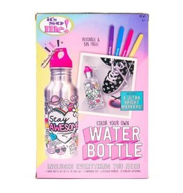 Horizon USA Craft Kit Create Your Own Water Bottle