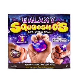 Horizon USA Craft Kit Squoosh-O's - Galaxy