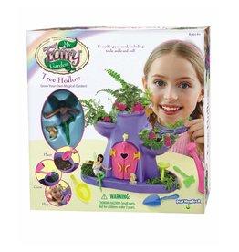 PLAYMONSTER Craft Kit My Fairy Garden - Tree Hollow