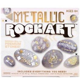 Horizon USA Metallic Rock Art Kit