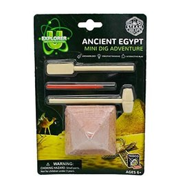 Tedco Toys Ancient Egypt Mini Dig Adventure