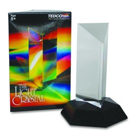"Tedco Toys Light Crystal Prism (4.5"")"