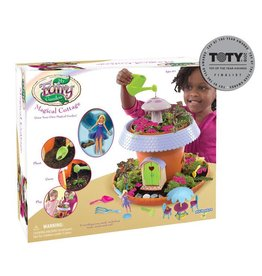 PLAYMONSTER Craft Kit My Fairy Garden - Magical Cottage