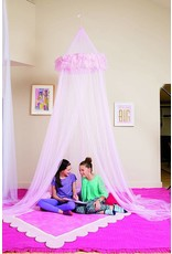 3 Cheers for Girls Dream Lights Canopy - Pink