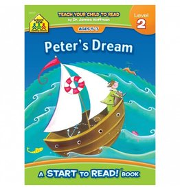 School Zone Workbook - Peter's Dream