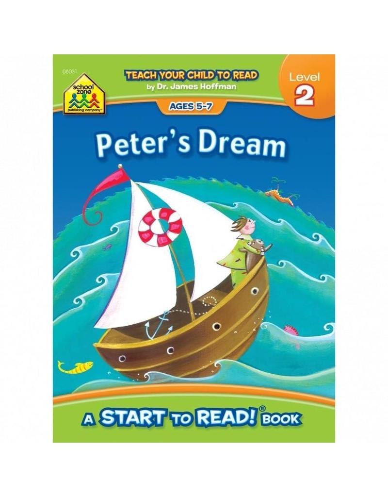 School Zone Workbook - Peter's Dream