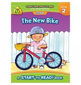 School Zone Workbook - The New Bike