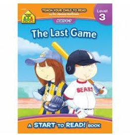 School Zone Wookbook - The Last Game
