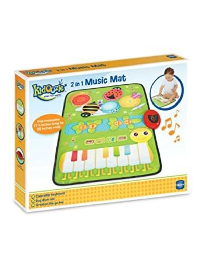 Kidoozie Cute Critters Music Mat
