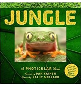 Workman Publishing Co Photicular Book - Jungle
