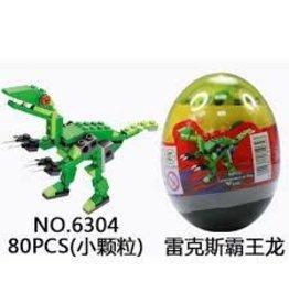 Wange Legendary Egg - Tyrannosaurus Rex 6304