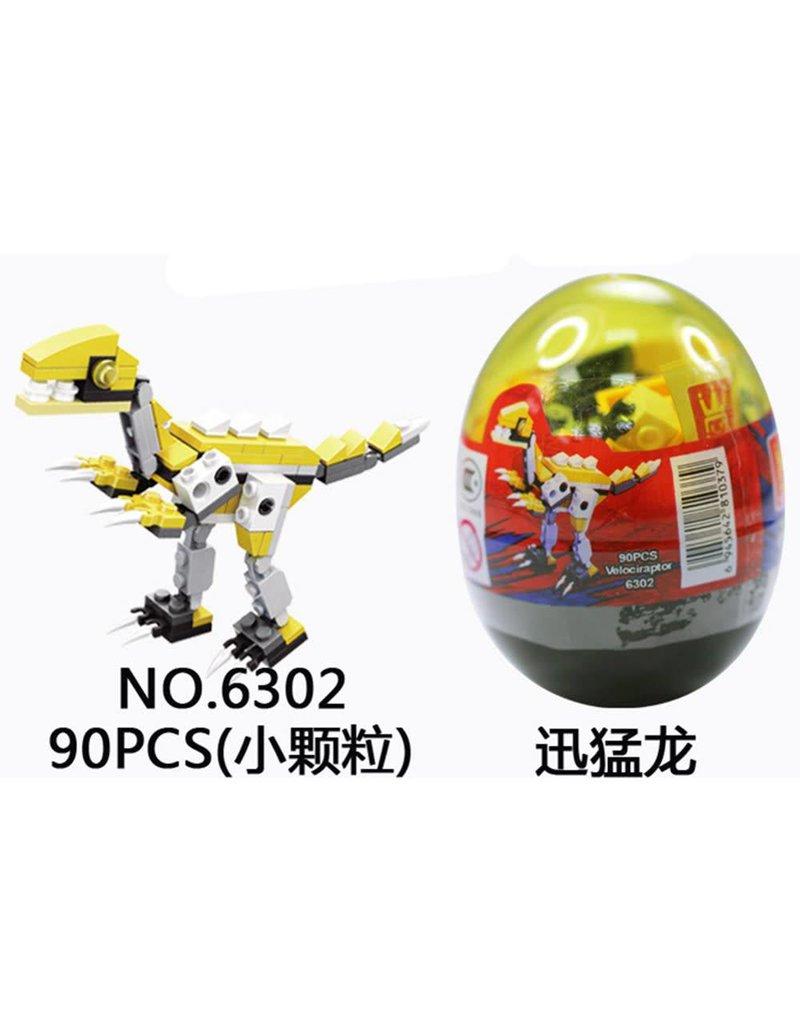 Wange Legendary Egg - Velociraptor