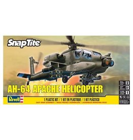 Revell Hobby - Snap-Tite AH-64 Apache Helicopter