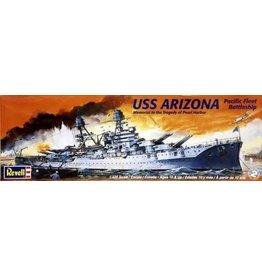 Revell Hobby Model Ship - USS Arizona Battleship (Scale 1:426)