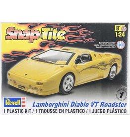Revell Hobby - Snaptite Lamborghini Diablo VT Roadster (1:24)