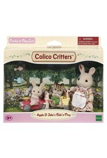 Epoch Calico Critters Apple & Jake's Ride 'n Play