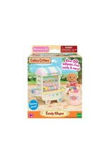 Epoch Calico Critters Candy Wagon