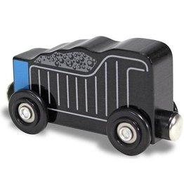 Melissa & Doug Wooden Coal Car