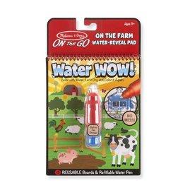 Melissa & Doug On-the-Go Water Wow! - On the Farm