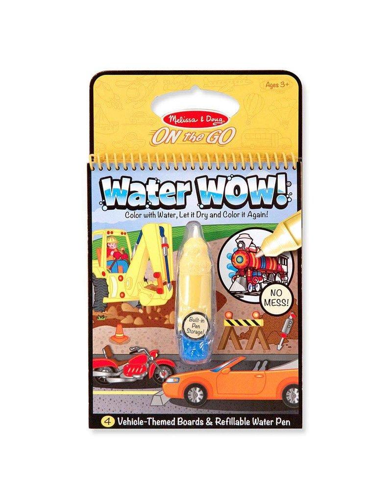 Melissa & Doug On-the-Go Water Wow! - Vehicles