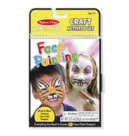 Melissa & Doug On-the-Go Crafts - Face Painting