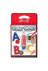 Melissa & Doug On-the-Go Water Wow! - Alphabet