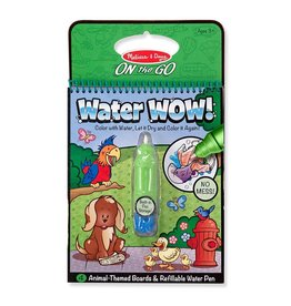 Melissa & Doug On-the-Go Water Wow! - Animals