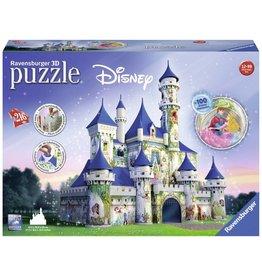 Ravensburger Ravensburger 3D Disney Castle (216 pc Puzzle)