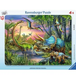 Ravensburger Ravensburger Puzzle - Dinosaurs at Dawn - 45 Piece