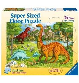 Ravensburger Ravensburger Floor Puzzle - Dinosaur Pals - 24 Pieces