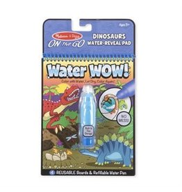 Melissa & Doug On the Go - Water Wow! - Dinosaurs