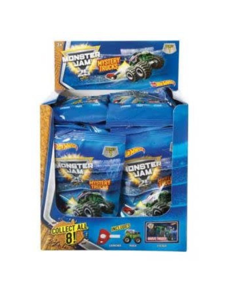 Hot Wheels Hotwheels Monster  Jam Mystery Trucks Series 4
