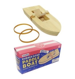 Schylling Toys Paddle Boat - Rubber Band