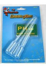 C & A Scientific Acidic pHun pH Paper and Pipets