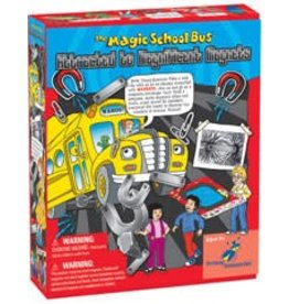 The Young Scientist Club Magic School Bus: Rides Again Attracted to Magnificent Magnets