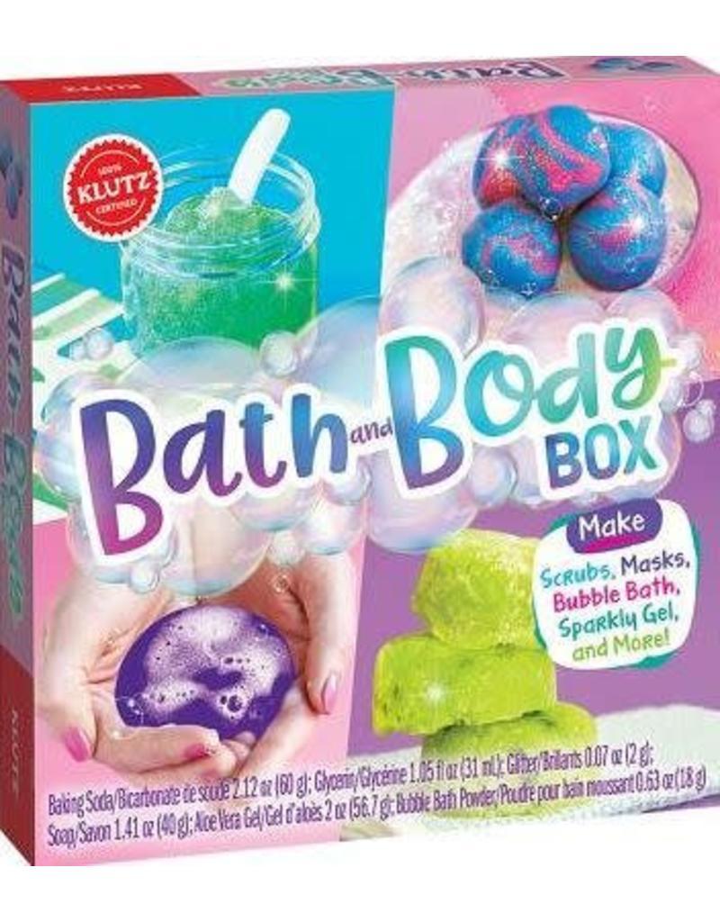 Klutz Klutz Bath and Body Box