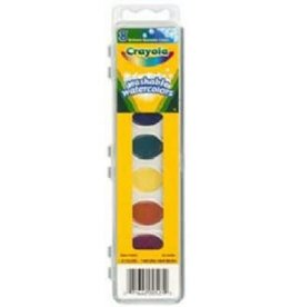 Crayola Washable Watercolors Crayola 8 Pack
