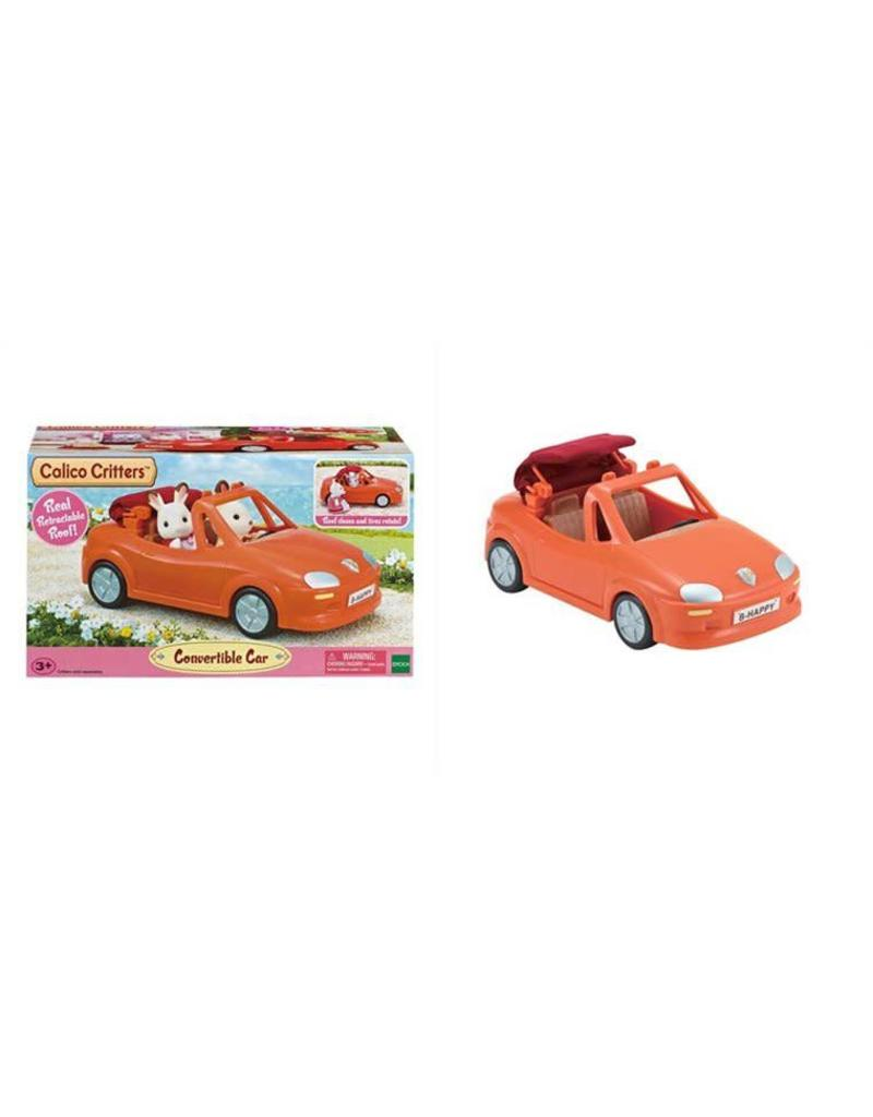 Epoch Calico Critters Convertible Car