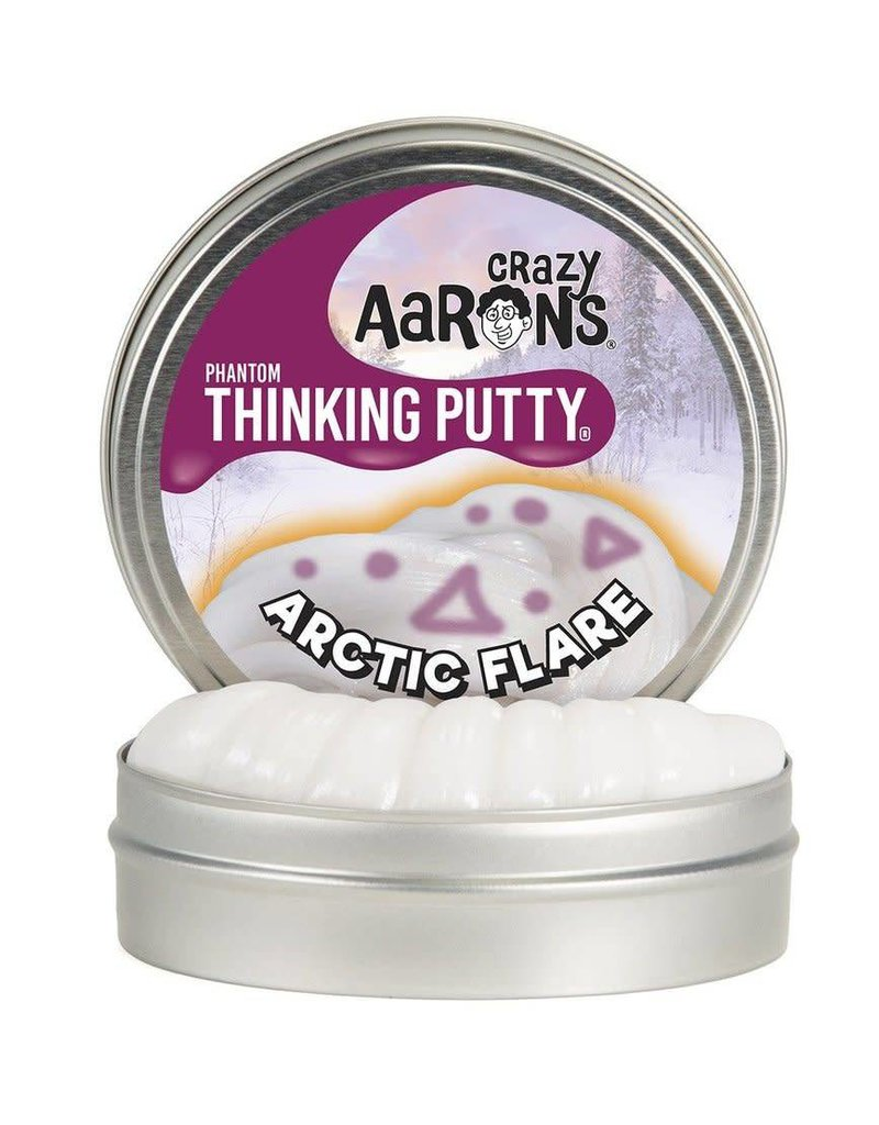 Crazy Aaron Putty Crazy Aaron's Thinking Putty - Phantom - Arctic Flare