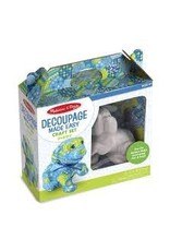 Melissa & Doug Decoupage Made Easy Craft Set - Puppy