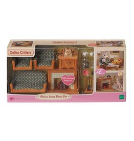 Epoch Calico Critters Deluxe Living Room Set