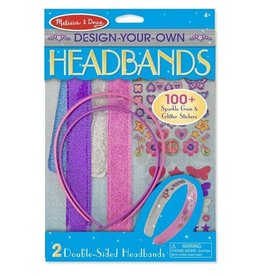 Melissa & Doug Craft Kit Created By Me Headbands