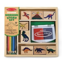 Melissa & Doug Stamp Set - Dinosaur