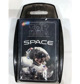 Top Trumps USA Top Trumps Cards Space